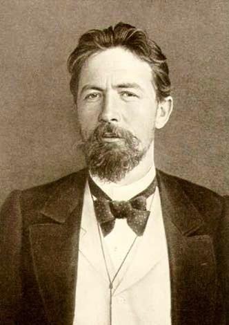A picture of the author Anton Chekhov