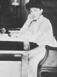 A picture of the author Edith Wharton