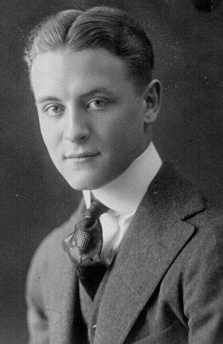 F Scott Fitzgerald As A Child F. Scott Fitzgerald Bi...