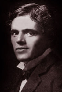 Novelist and Short Story writer Jack London