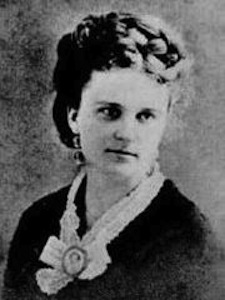 Novelist and Short Story writer Kate Chopin