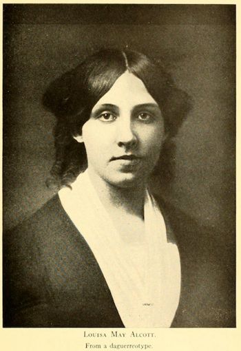 a biography of louisa may alcott a fiction writer We are exploring the families of different cultures as represented by women's voices in fiction  biography invincible louisa  louisa may alcott, author .