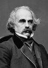 The Author Nathaniel Hawthorne