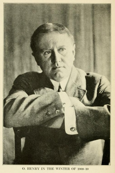 A picture of the author O. Henry