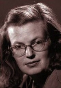A picture of the author Shirley Jackson