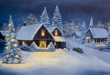 A Christmas Card